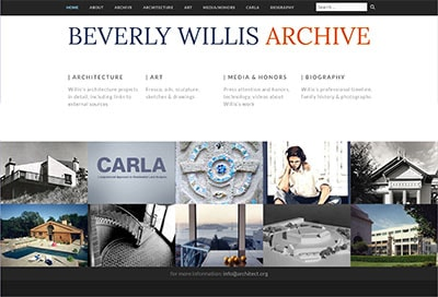 Beverly Willis Archive